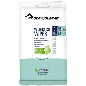 Sea to Summit Wilderness Lingettes Extra Large 8 Pieces
